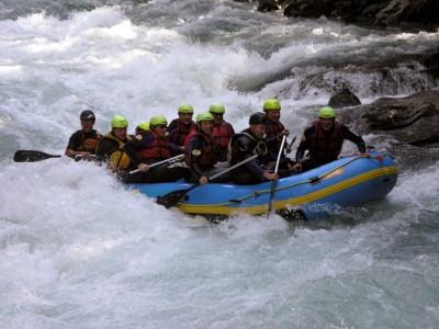 Foto Rafting Tösener